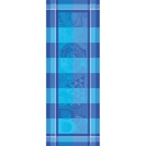 ガルニエ・ティエボーテーブルランナー マリーガラントブルー
