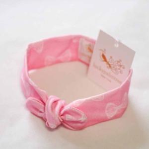 ヘアバンド 赤ちゃん Pink Bow
