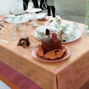 ガルニエ・ティエボー ニンフェピーチ テーブルウェアフェスティバル