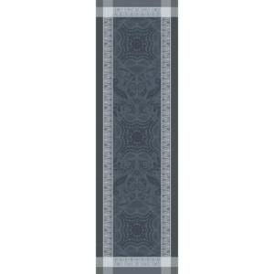 ガルニエ・ティエボー テーブルランナー ペルシナ ブラック