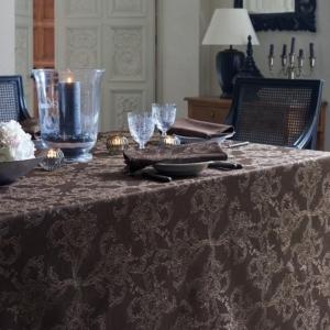 ガルニエ・ティエボー テーブルクロス ミルエテルネル エベンヌ
