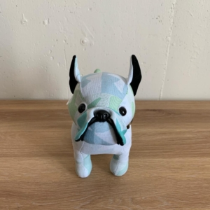 ガルニエ・ティエボー 犬 ぬいぐるみ フレンチブルドッグ