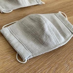ガルニエ・ティエボー マスク 布製 スタイリッシュ