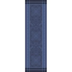 テーブルランナー ペルシナ ダークブルー