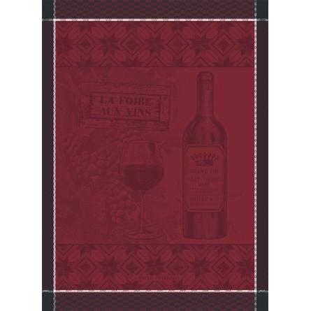 ワイン祭 ボルドー キッチンタオ